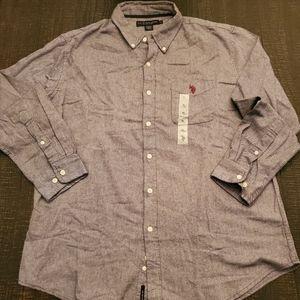 Us polo association sport shirt